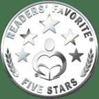 Reader's Favorite Five-Star Rating