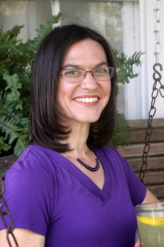 Christian Author Ruth Meyer